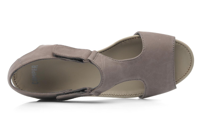 Sandales et nu-pieds Camper Micro 22556 Beige vue gauche