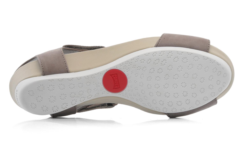 Sandales et nu-pieds Camper Micro 22556 Beige vue haut