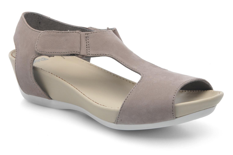Sandales et nu-pieds Camper Micro 22556 Beige vue détail/paire