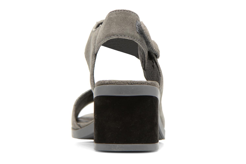 Sandales et nu-pieds Camper Maude 22527 Gris vue droite