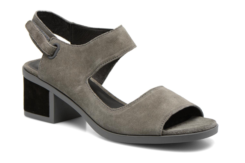 Sandales et nu-pieds Camper Maude 22527 Gris vue détail/paire
