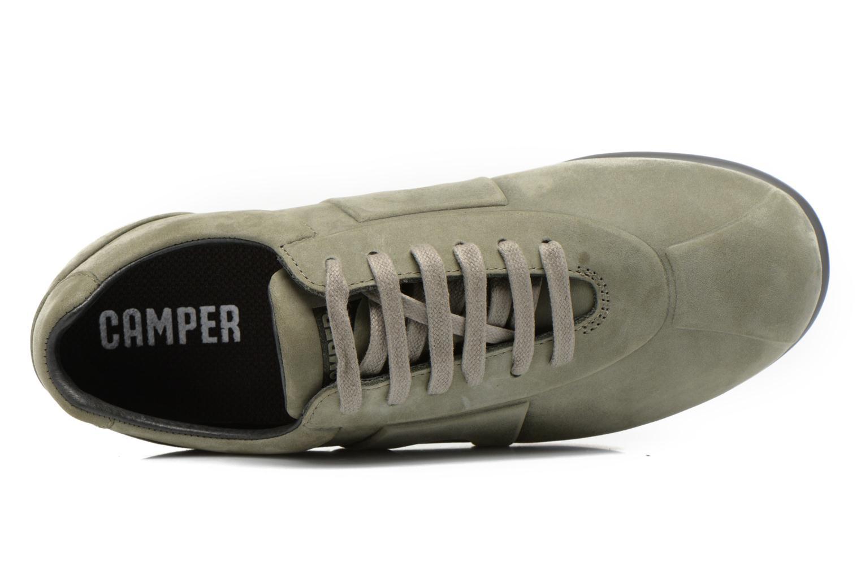 Sneaker Camper Pelotas XL 18978 grün ansicht von links