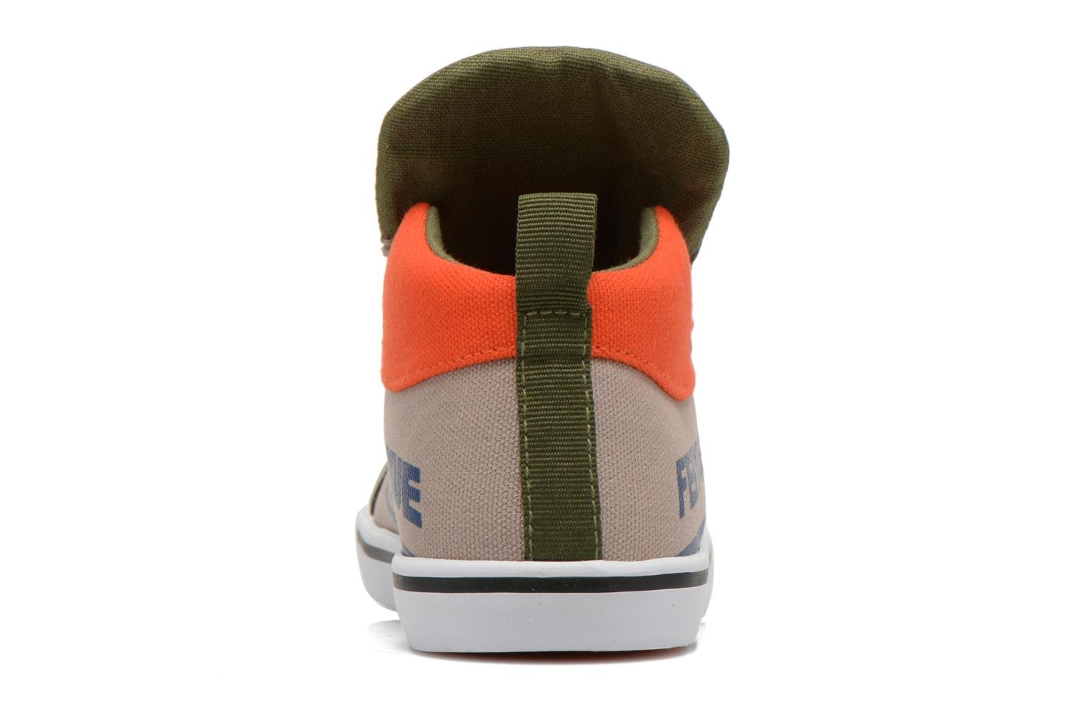 Delta Mid Animal Taupe / Blue / Red / Olive
