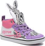 White Black Pink purple