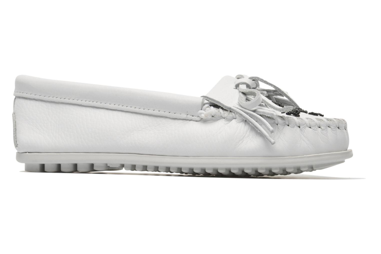 Loafers Minnetonka Original Thunderbird Hvid se bagfra