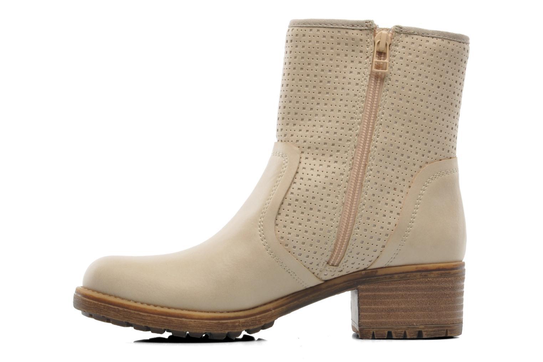 Bottines et boots Esprit Saki Bootie 018 Beige vue face