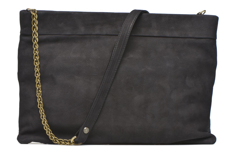 Handtaschen Mohekann Cassidy schwarz ansicht von vorne