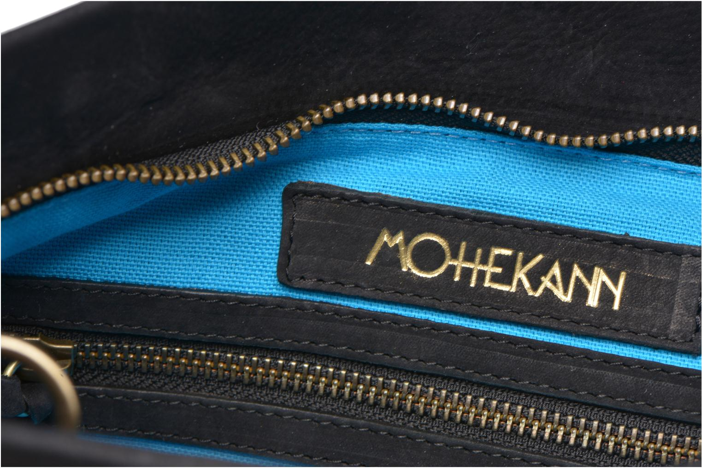 Handtaschen Mohekann Cassidy schwarz ansicht von hinten