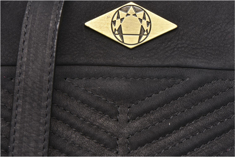 Handtaschen Mohekann Cassidy schwarz ansicht von links