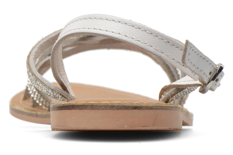 Sandalen Esprit Sun CC Sandal 014 weiß ansicht von rechts