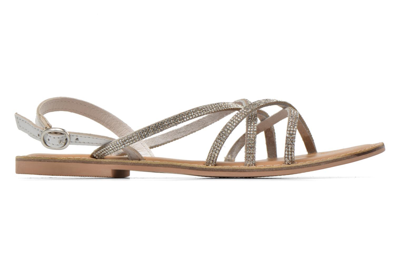 Sandalen Esprit Sun CC Sandal 014 weiß ansicht von hinten