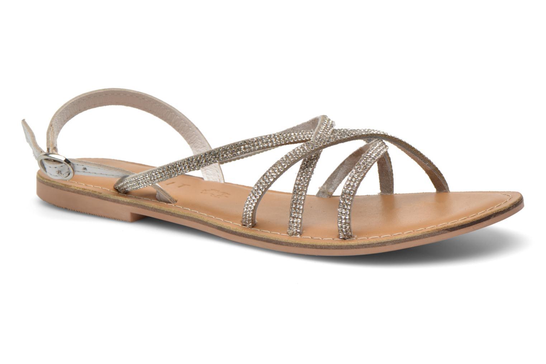 Sandalen Esprit Sun CC Sandal 014 weiß detaillierte ansicht/modell
