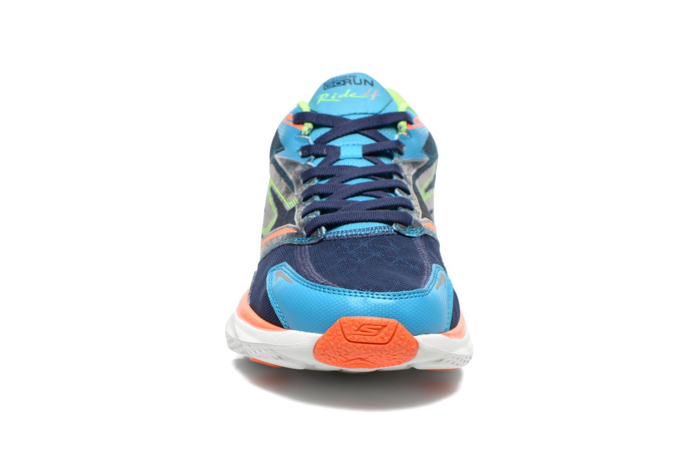 Chaussures de sport Skechers Go Run Ride 4 53998 Bleu vue portées chaussures