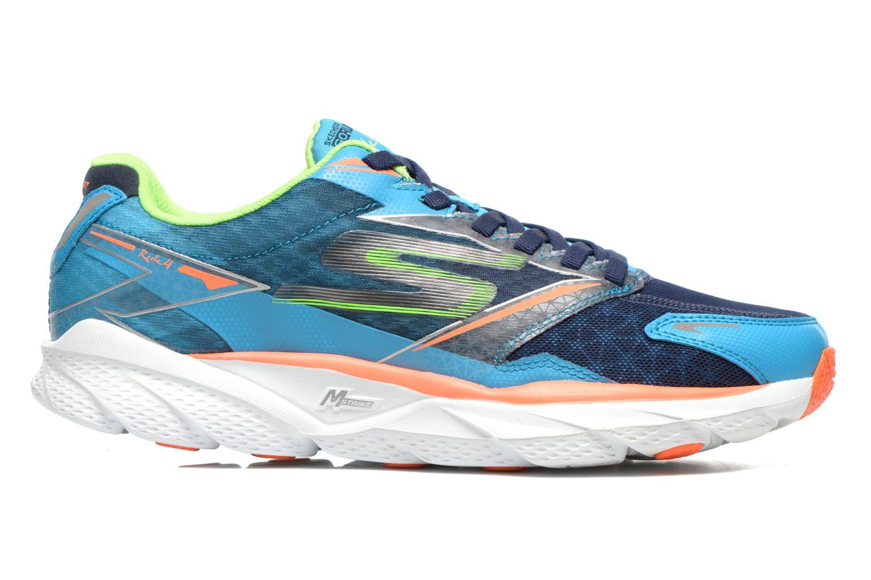 Chaussures de sport Skechers Go Run Ride 4 53998 Bleu vue derrière