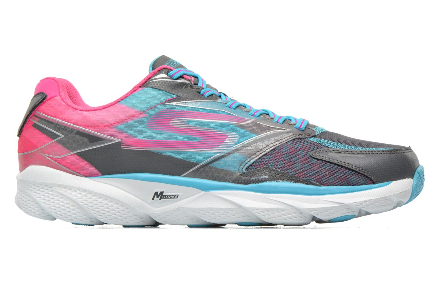 Sport shoes Skechers Go Run Ride 4 13998 Multicolor back view