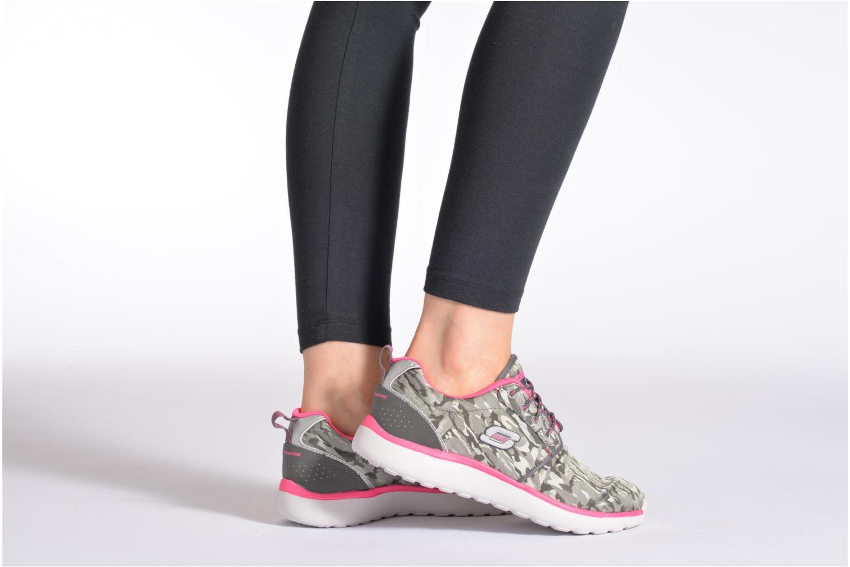 Sneaker Skechers Counterpart Front Line 12080 mehrfarbig ansicht von unten / tasche getragen