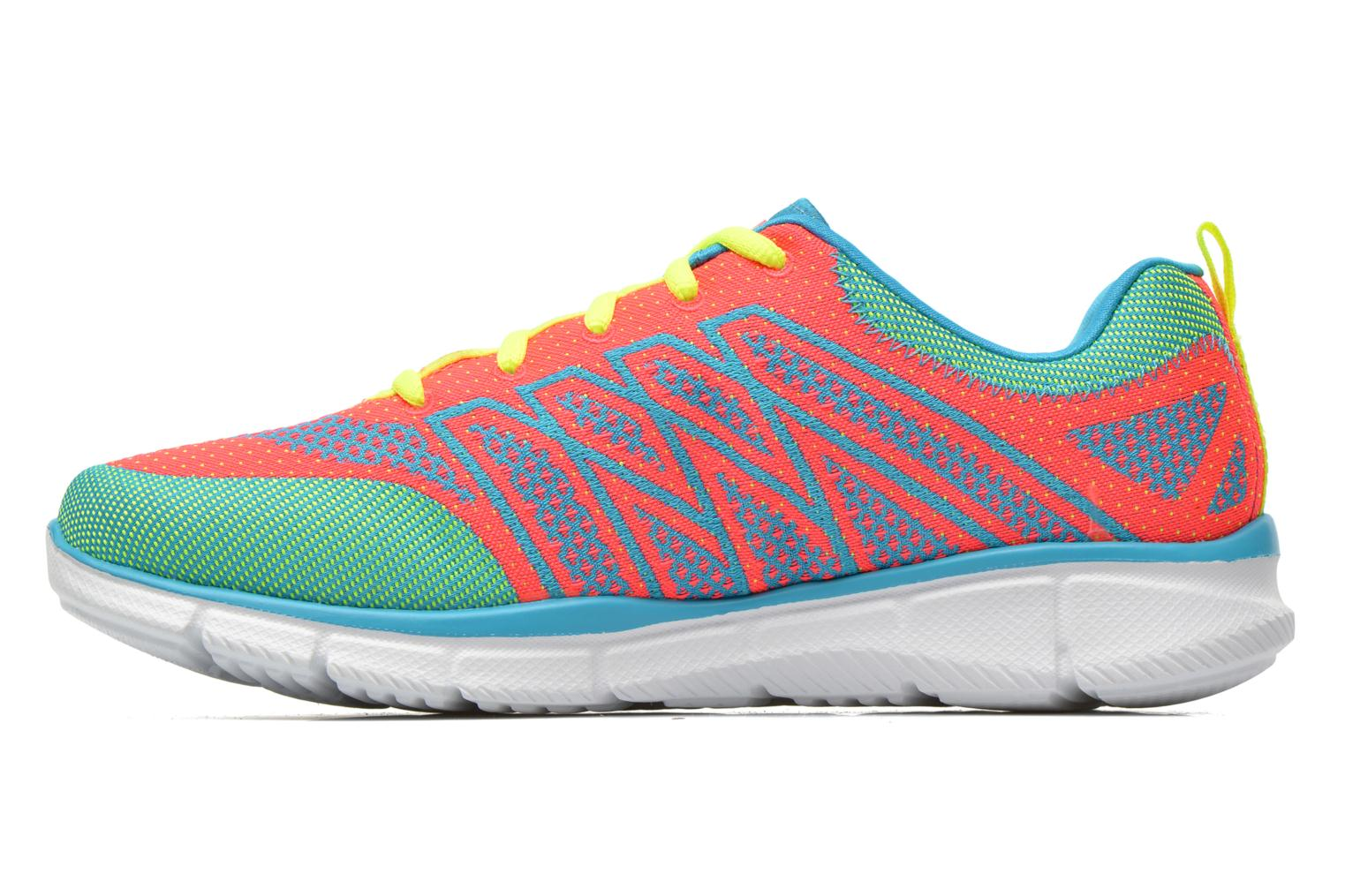 Baskets Skechers Equalizer Above All 12029 Multicolore vue face
