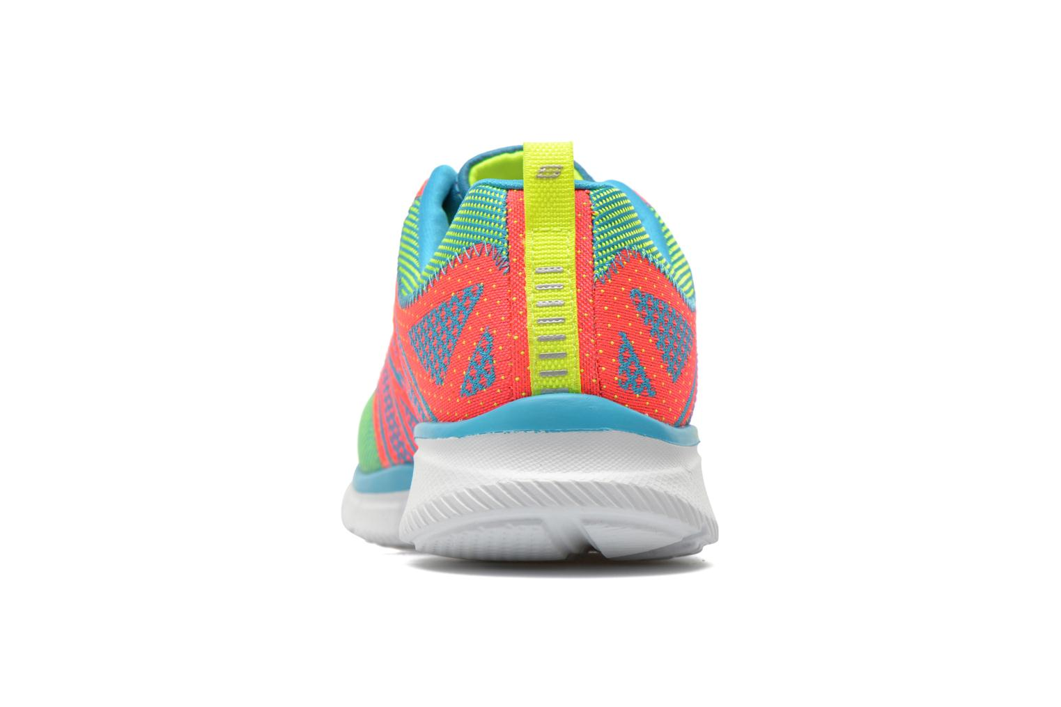 Baskets Skechers Equalizer Above All 12029 Multicolore vue droite