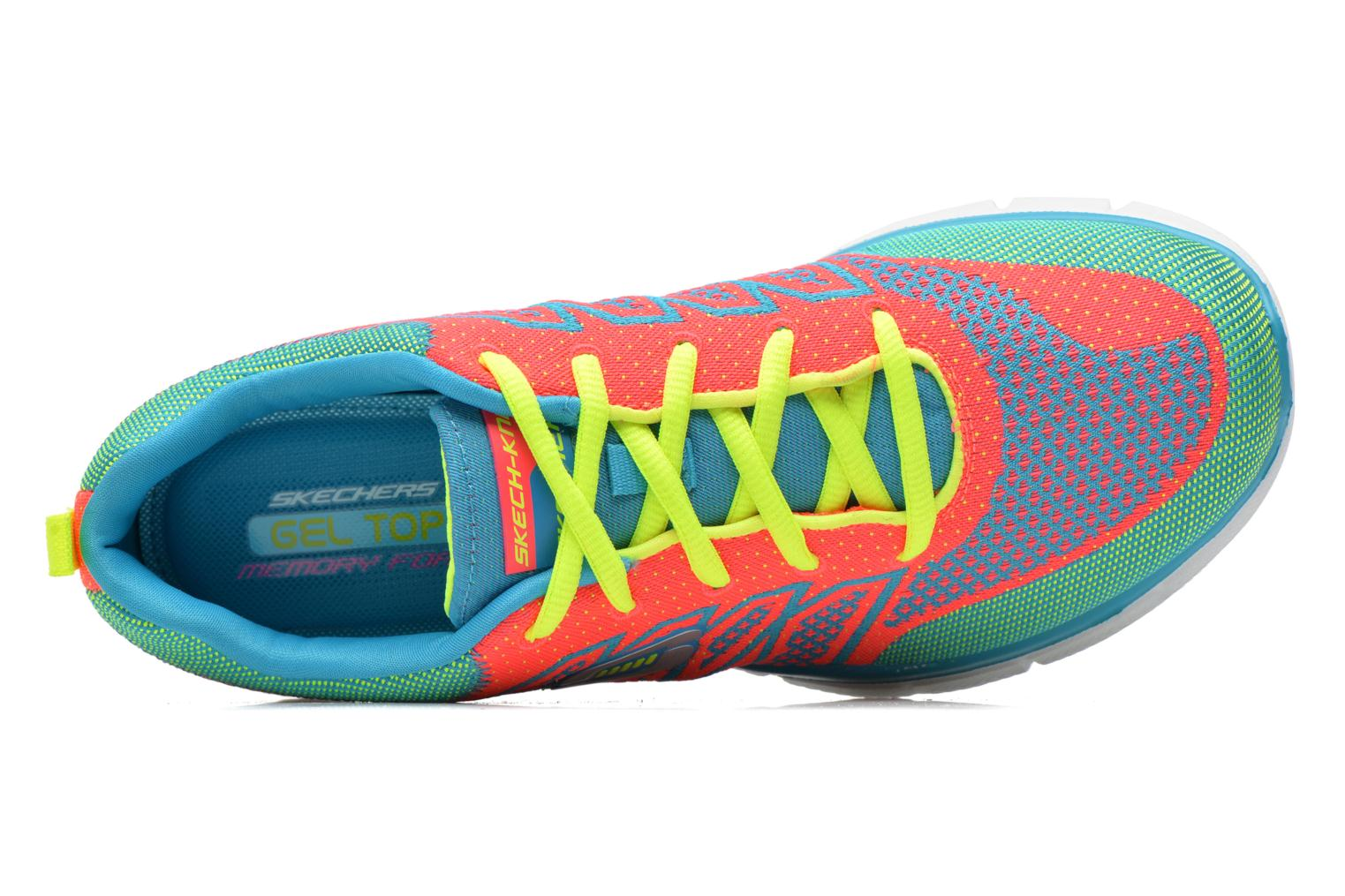 Baskets Skechers Equalizer Above All 12029 Multicolore vue gauche
