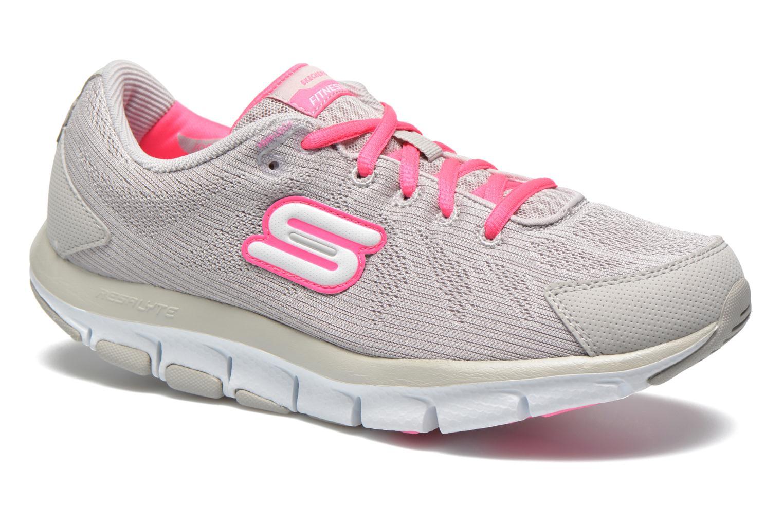 Zapatos de mujer baratos zapatos de mujer Shape-Ups Liv 99999830 (Gris) - Deportivas en Más cómodo