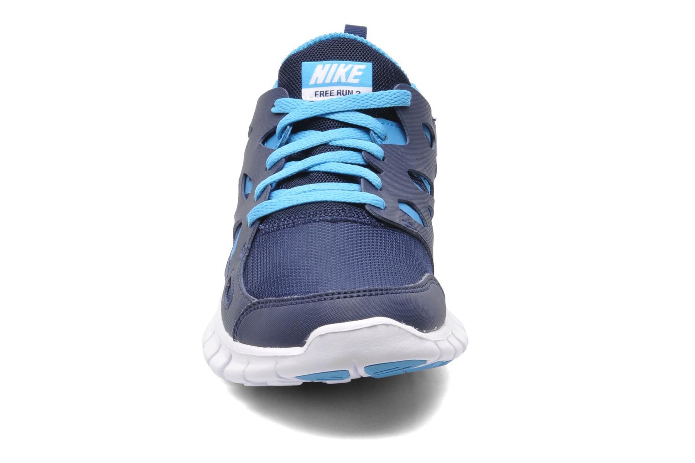 Sneakers Nike NIKE FREE RUN 2 (GS) Blauw model