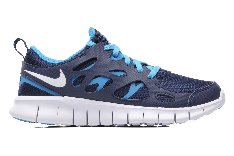 Sneakers Nike NIKE FREE RUN 2 (GS) Blauw achterkant