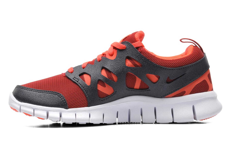 Sneaker Nike NIKE FREE RUN 2 (GS) mehrfarbig ansicht von vorne