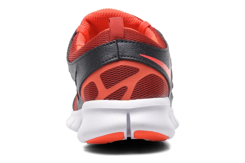 Baskets Nike NIKE FREE RUN 2 (GS) Multicolore vue droite