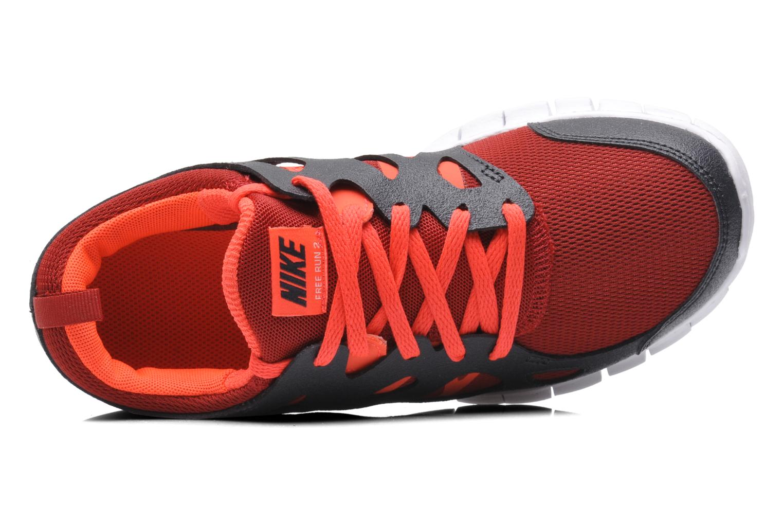 Baskets Nike NIKE FREE RUN 2 (GS) Multicolore vue gauche