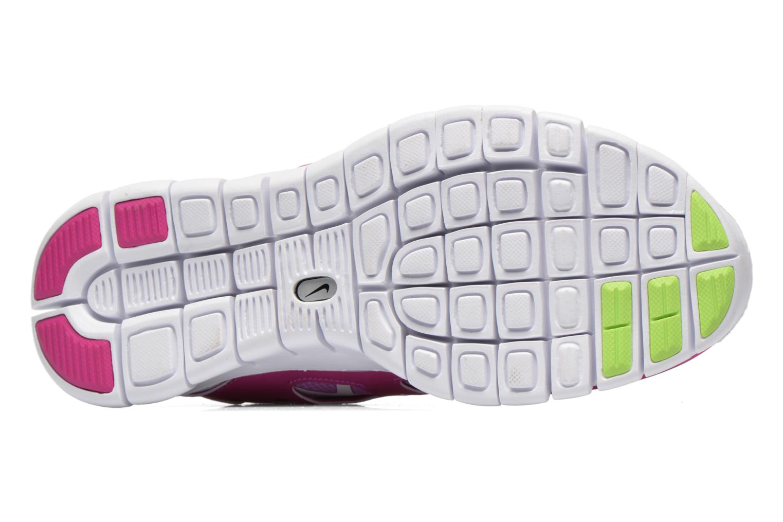Sneakers Nike NIKE FREE RUN 2 (GS) Paars boven