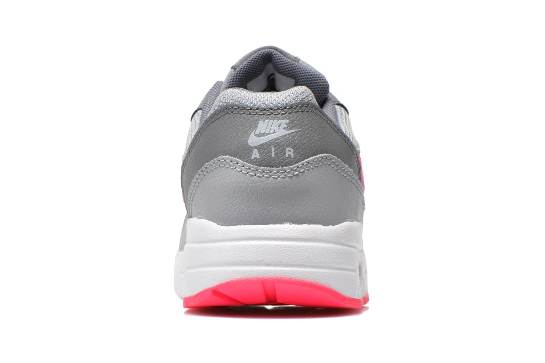 Baskets Nike AIR MAX 1 (PS) Gris vue droite