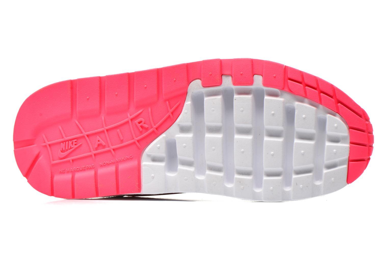 Baskets Nike AIR MAX 1 (PS) Gris vue haut