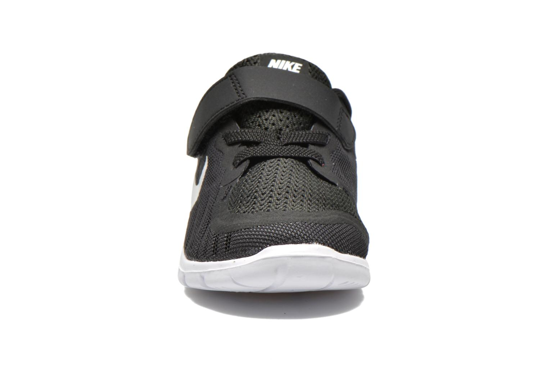 Sneaker Nike Nike Free 5 (Tdv) schwarz schuhe getragen
