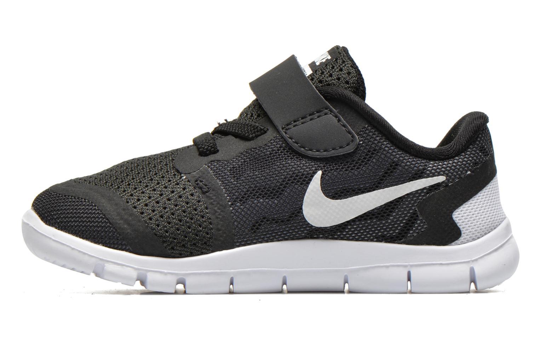 Sneaker Nike Nike Free 5 (Tdv) schwarz ansicht von vorne
