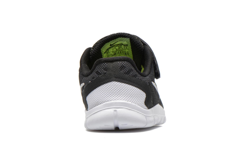 Sneaker Nike Nike Free 5 (Tdv) schwarz ansicht von rechts