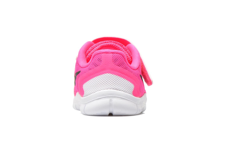 Baskets Nike Nike Free 5 (Tdv) Rose vue droite
