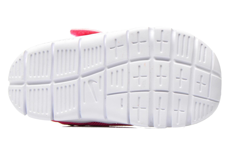 Baskets Nike Nike Free 5 (Tdv) Rose vue haut