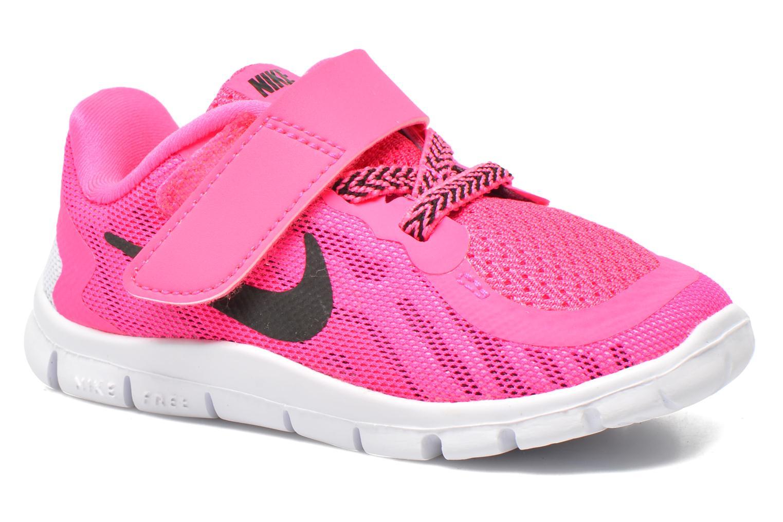 Baskets Nike Nike Free 5 (Tdv) Rose vue détail/paire
