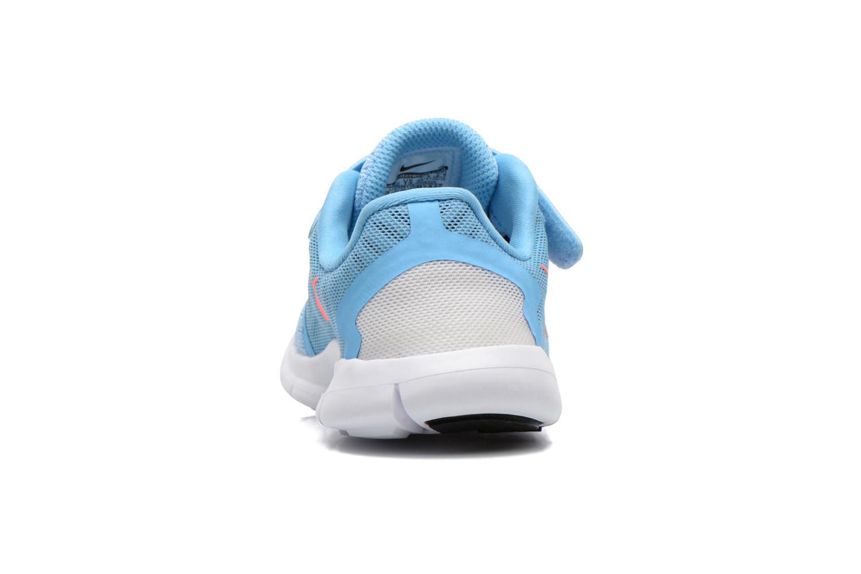 Baskets Nike NIKE FREE 5 (PSV) Bleu vue droite