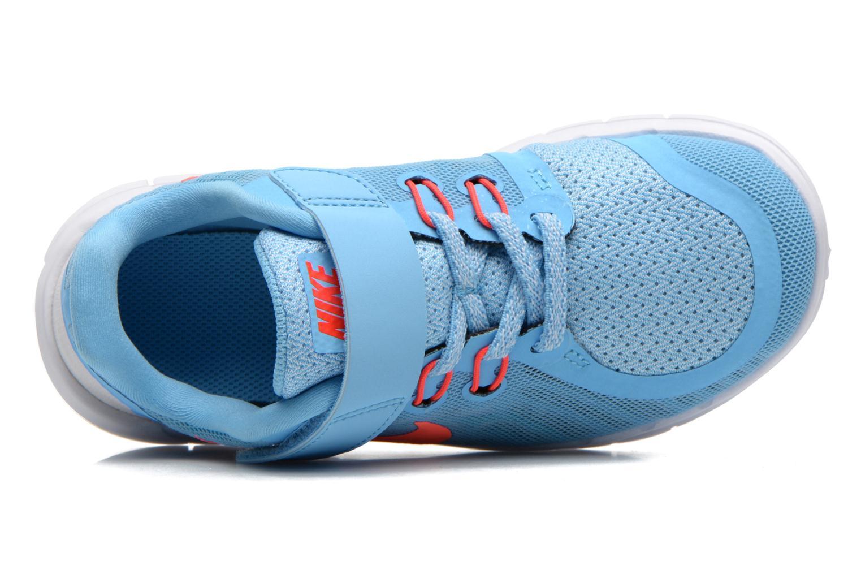 Baskets Nike NIKE FREE 5 (PSV) Bleu vue gauche