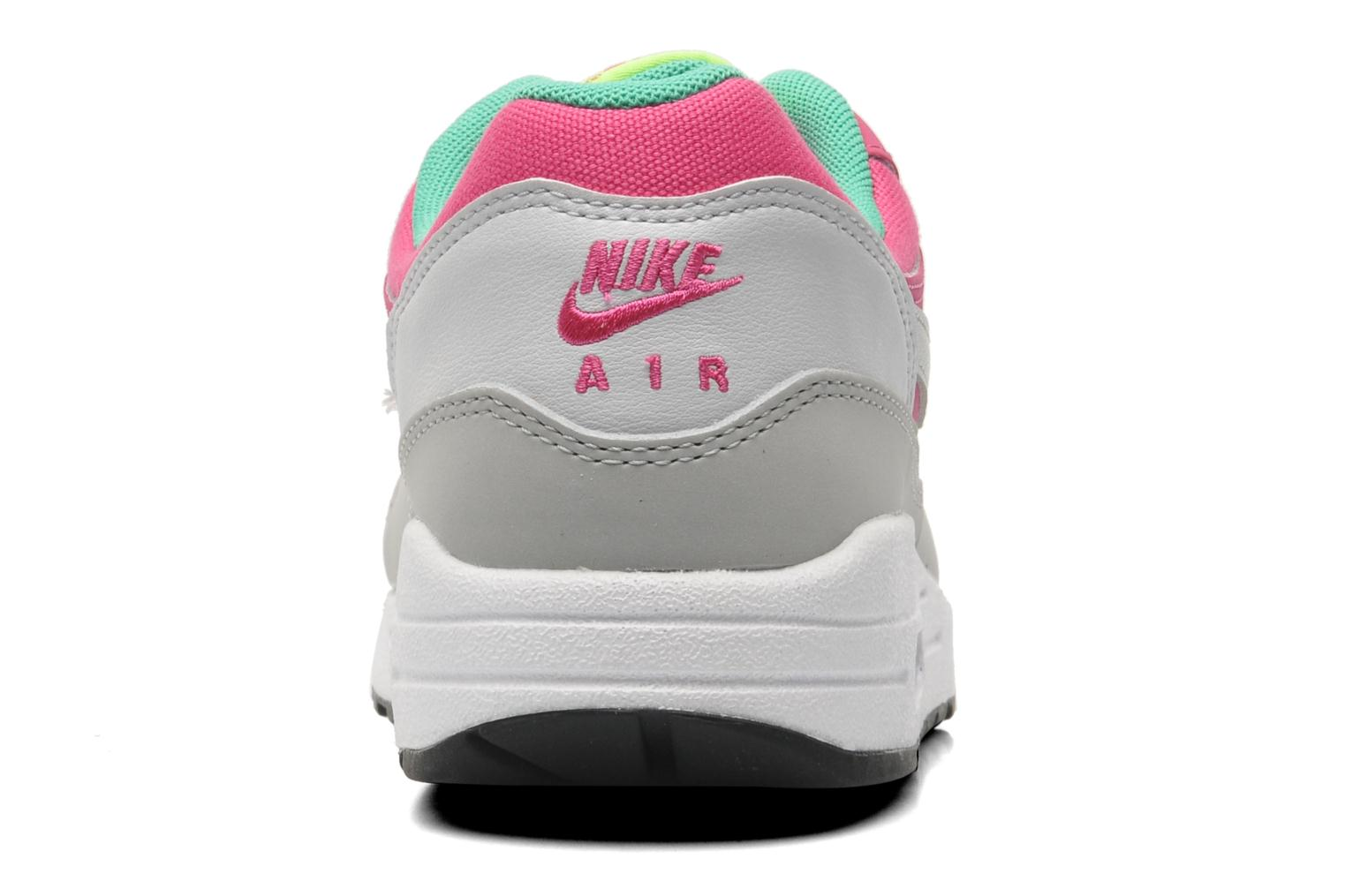 Sneakers Nike AIR MAX 1 (GS) Roze rechts