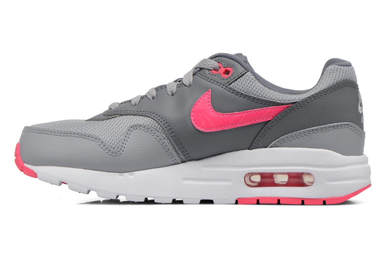 Sneaker Nike AIR MAX 1 (GS) grau ansicht von vorne