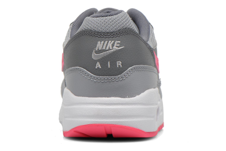 Sneaker Nike AIR MAX 1 (GS) grau ansicht von rechts