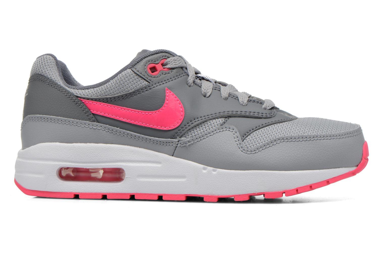 Sneaker Nike AIR MAX 1 (GS) grau ansicht von hinten