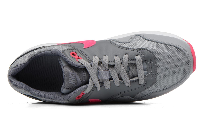 Sneaker Nike AIR MAX 1 (GS) grau ansicht von links