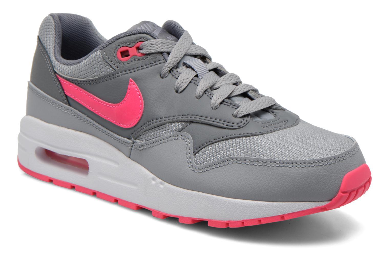 Sneaker Nike AIR MAX 1 (GS) grau detaillierte ansicht/modell