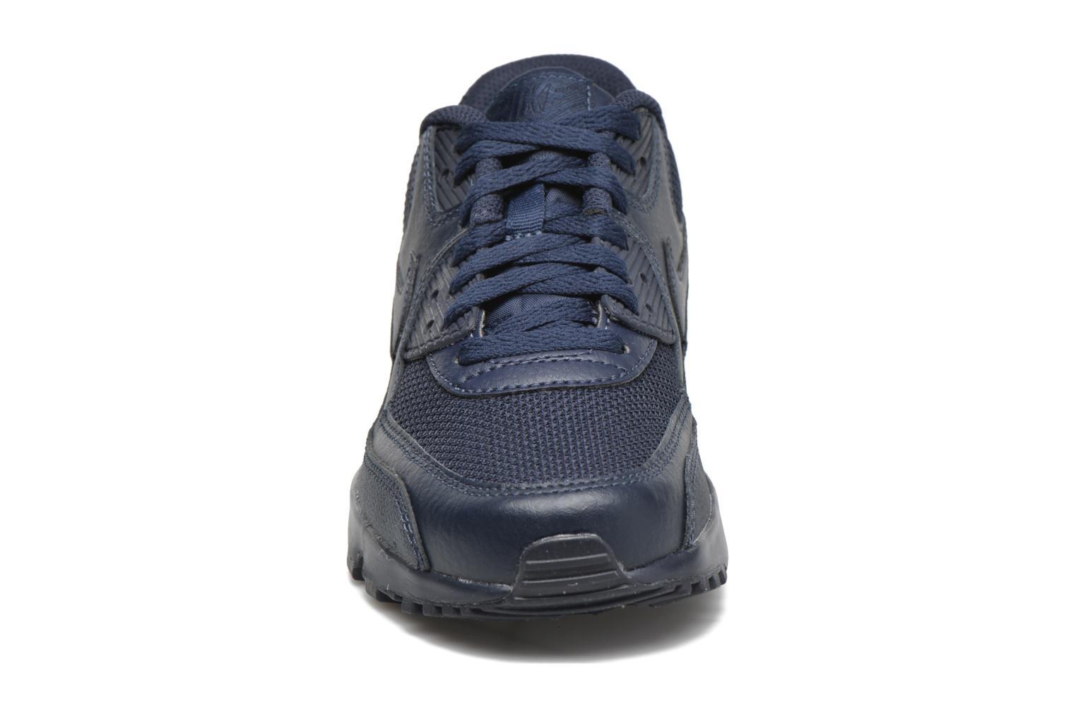 Sneakers Nike NIKE AIR MAX 90 MESH (GS) Blauw model