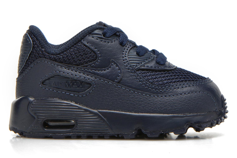 Trainers Nike NIKE AIR MAX 90 MESH (TD) Blue back view
