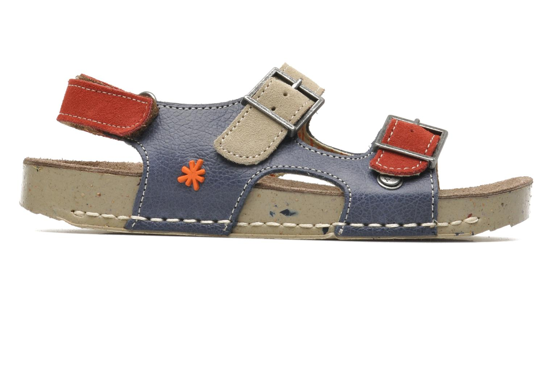 Sandales et nu-pieds Art A429 I Play Bleu vue derrière