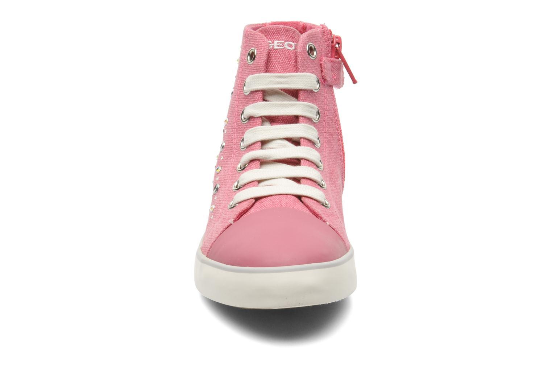 Sneakers Geox J CIAK G. G - TELA Roze model